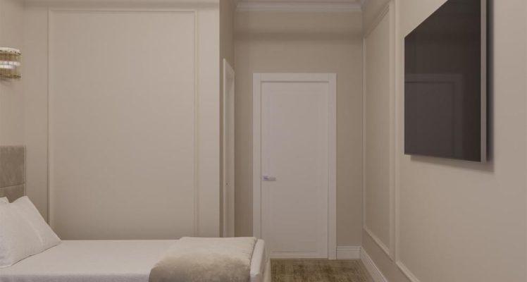 Номер Делюкс на двоих c 2 отдельными кроватями