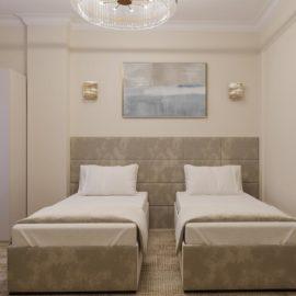 Двухместный номер Делюкс c 2 отдельными кроватями
